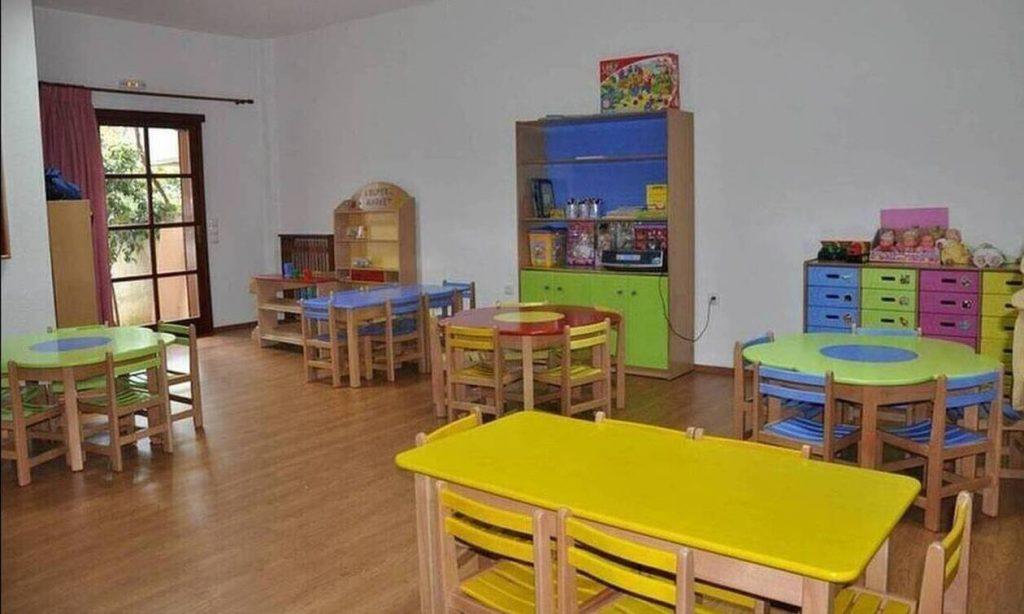 Παιδικοί σταθμοί ΕΣΠΑ 2021