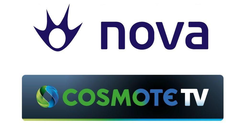 cosmote tv, nova