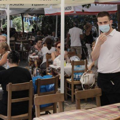Τέλος οι καφετέριες, τα μπαρ και τα εστιατόρια για όσους δεν έχουν κάνει εμβόλιο