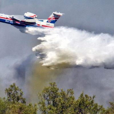 Φωτιά ΤΩΡΑ LIVE: Στις φλόγες όλη η Ελλάδα – Δείτε πού έχει ξεσπάσει πυρκαγιά