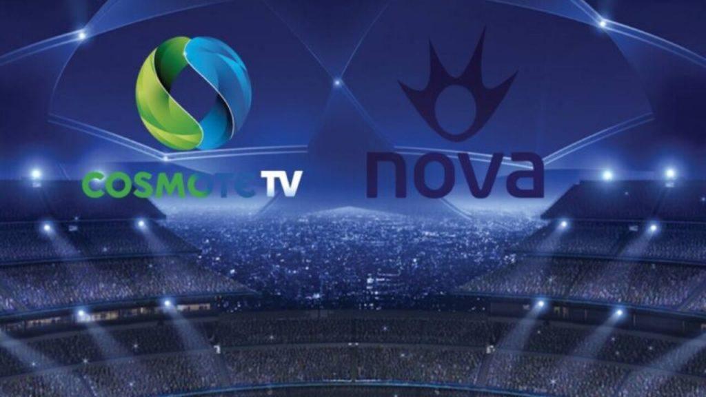 cosmote TV - nova