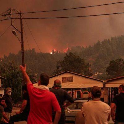 Προσοχή: Μεγάλη απάτη με τις φωτιές – Έκτακτη ανακοίνωση της Αστυνομίας