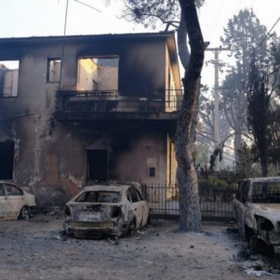 Φωτιές 2021: Πώς θα επανεκδώσουν οι πυρόπληκτοι τα έγγραφα οδήγησης