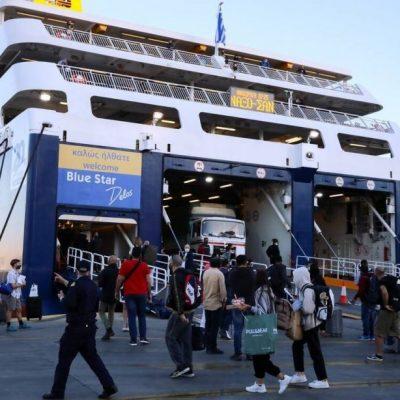 Μετακίνηση εκτός νομού: Τα νέα μέτρα – Τι ισχύει για ταξίδι με αυτοκίνητο, πλοίο, αεροπλάνο