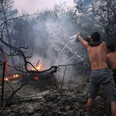 Φωτιές 2021: Αιτήσεις για αποζημιώσεις άμεσα – Πότε θα μπουν τα λεφτά