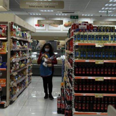 Τρόμος στα ράφια των σούπερ μάρκετ: Έξαλλοι οι καταναλωτές