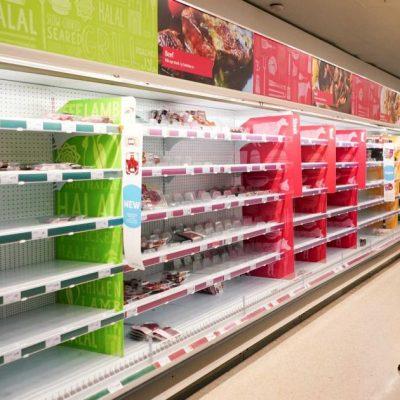 «Αρμαγεδδών! Ποια προϊόντα δεν θα βρείτε στα ράφια – Από τρόφιμα μέχρι… παπούτσια